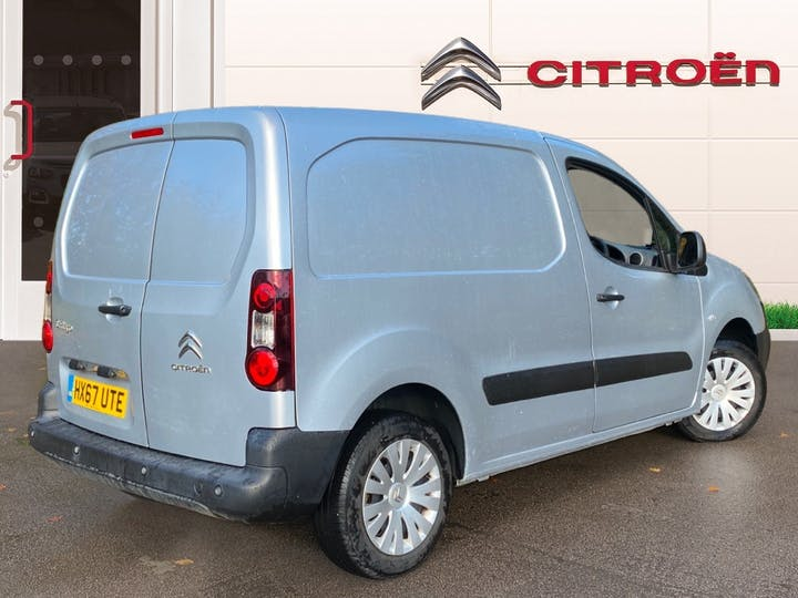 Citroen Berlingo 1.6 Bluehdi 850 Enterprise L1 Panel Van 5dr Diesel Manual (112 G/km, 100 Bhp) | HX67UTE | Photo 4