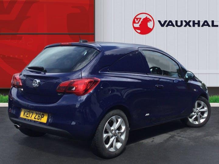 Vauxhall Corsa Van 1.3 Sportive Panel Van 3dr Diesel Manual (108 G/km, 94 Bhp) | KE17ZBP | Photo 4