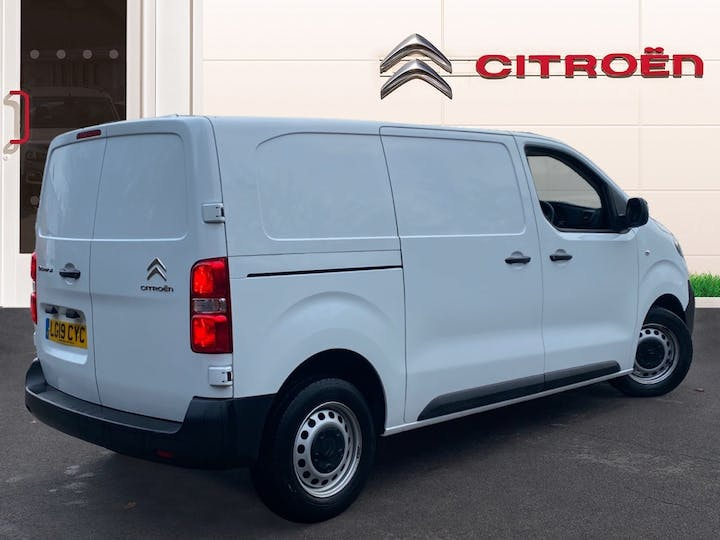 Citroen Dispatch 2.0 Bluehdi 1400 Enterprise M Panel Van 6dr Diesel Manual MWB Eu6 (s/s) (120 Ps) | LG19CYC | Photo 4
