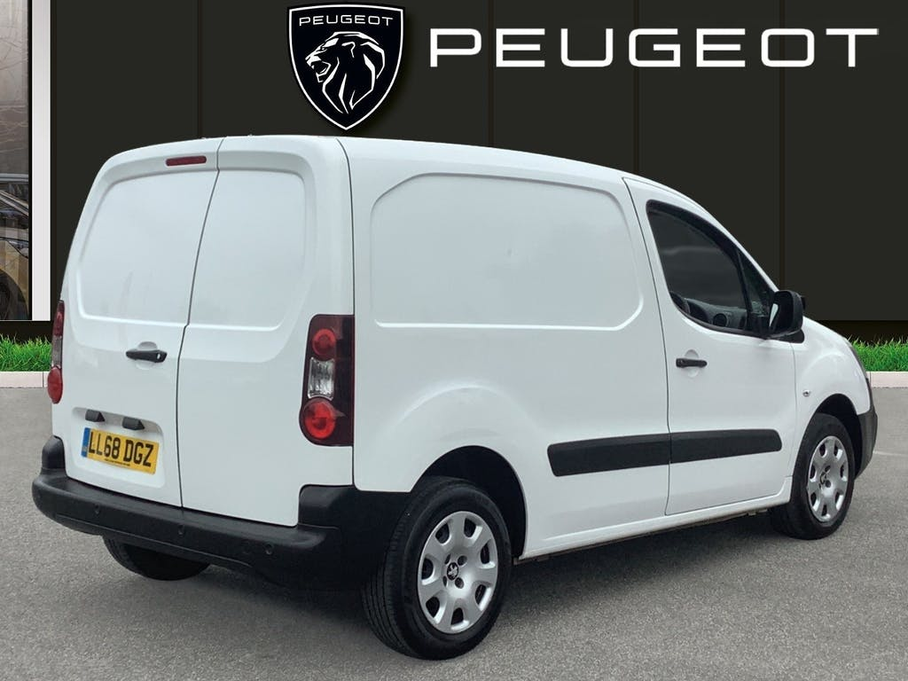 Peugeot Partner Panel Van 6