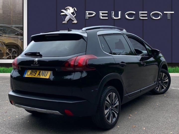 Peugeot 2008 1.2 Puretech Allure Premium SUV 5dr Petrol (s/s) (82 Ps) | LR19ANU | Photo 4