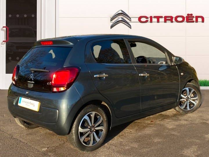 Citroen C1 1.2 Puretech Flair Hatchback 5dr Petrol Manual (82 Ps) | LS67GZO | Photo 4