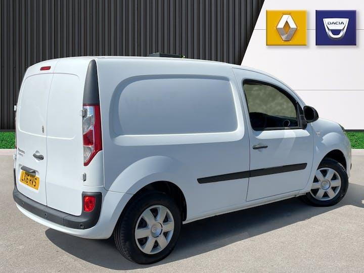 Renault Kangoo 1.5 DCi Ml19 Business+ Panel Van 5dr Diesel Manual L2 H1 Eu5 (75 Ps)   LX16HVS   Photo 4