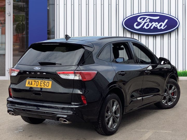 Ford Kuga 1.5 Ecoblue St Line SUV 5dr Diesel Manual (s/s) (120 Ps)   MA70ESO   Photo 4