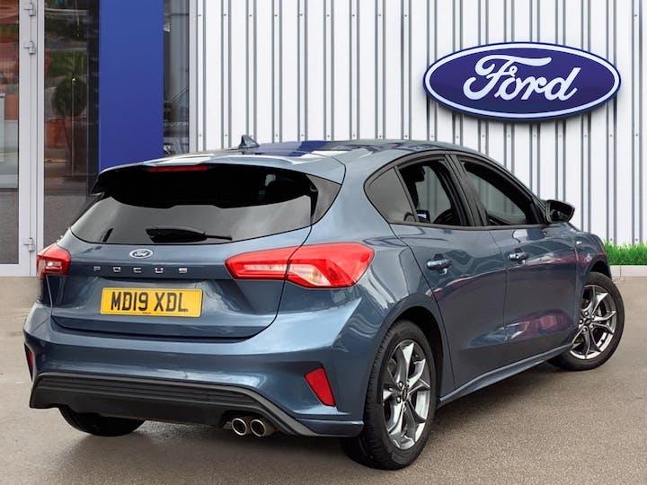 Ford Focus 1.0t Ecoboost St Line Hatchback 5dr Petrol Manual (s/s) (125 Ps) | MD19XDL | Photo 4