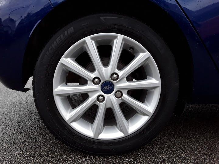 Ford Fiesta 1.0t Ecoboost Titanium Hatchback 5dr Petrol Manual (s/s) (100 Ps)   MJ67XRS   Photo 4