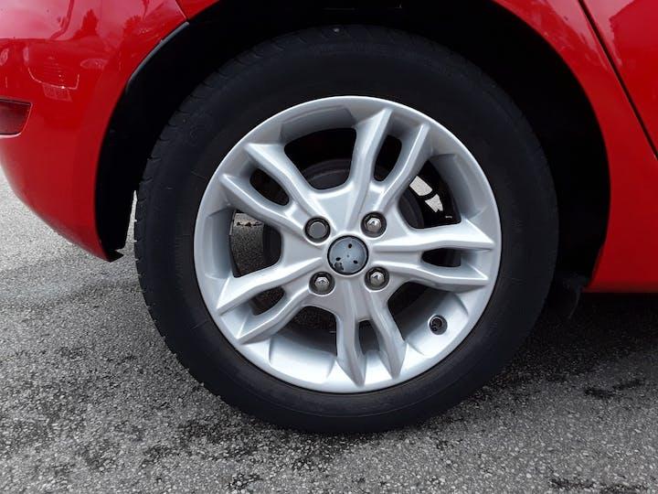 Ford Fiesta 1.25 Zetec Hatchback 5dr Petrol Manual (eu6) (122 G/km, 81 Bhp) | ML15PTO | Photo 4