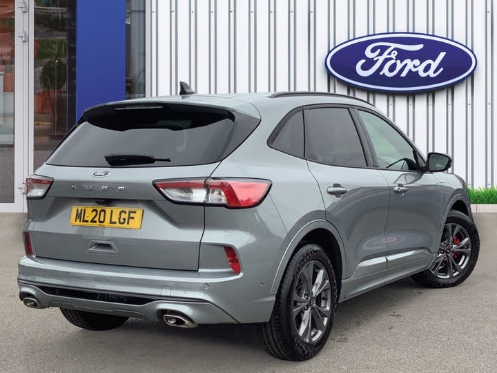 Ford Kuga 1.5 Ecoblue St Line First Edition SUV 5dr Diesel Manual (s/s) (120 Ps) | ML20LGF | Photo 4