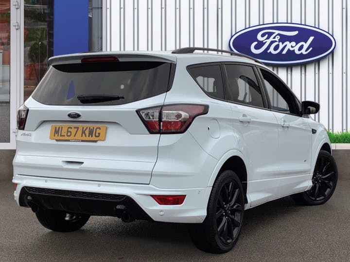 Ford Kuga 2.0 TDCi St Line X SUV 5dr Diesel Manual Awd (s/s) (180 Ps)   ML67KWG   Photo 4