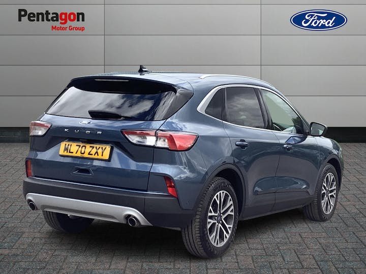 Ford Kuga 1.5 Ecoblue Titanium First Edition SUV 5dr Diesel Manual (s/s) (120 Ps)   ML70ZXY   Photo 4
