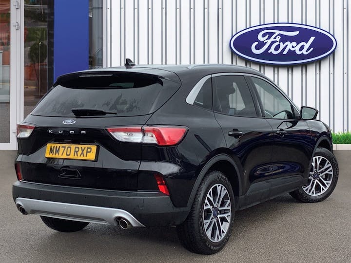 Ford Kuga 1.5 Ecoblue Titanium Edition SUV 5dr Diesel Manual (s/s) (120 Ps) | MM70RXP | Photo 4