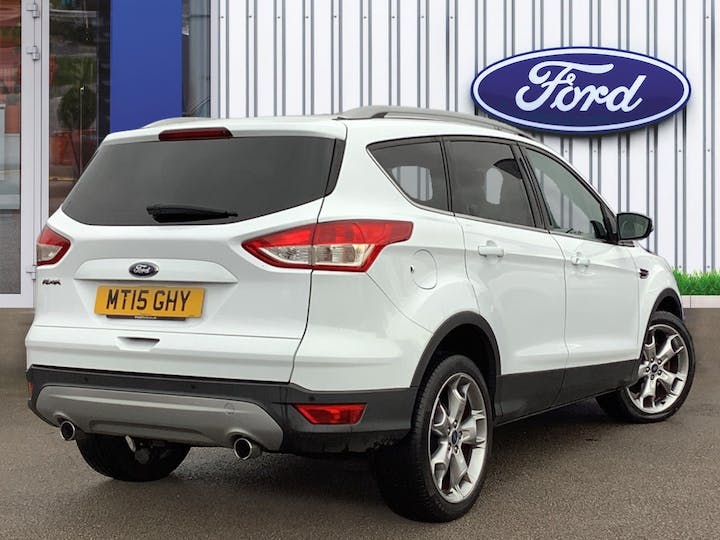 Ford Kuga 2.0 TDCi Titanium SUV 5dr Diesel Manual (122 G/km, 148 Bhp) | MT15GHY | Photo 4
