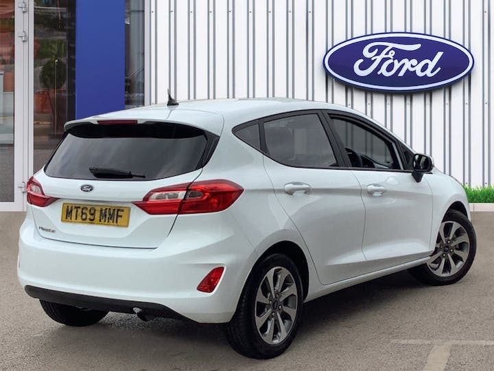 Ford Fiesta 1.1 Ti Vct Trend Hatchback 5dr Petrol Manual (s/s) (85 Ps) | MT69MMF | Photo 4