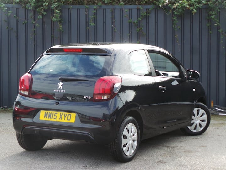 Peugeot 108 1.0 Access 3dr   MW15XYO   Photo 4