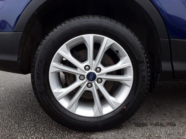 Ford Kuga 2.0 TDCi Titanium SUV 5dr Diesel Manual (s/s) (150 Ps) | MW18FVP | Photo 4