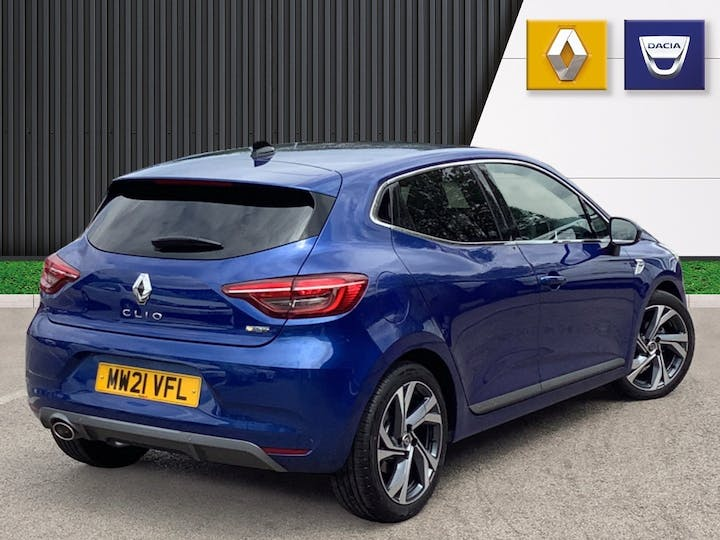 Renault Clio 1.0 Tce RS Line Hatchback 5dr Petrol Manual (s/s) (90 Ps) | MW21VFL | Photo 4