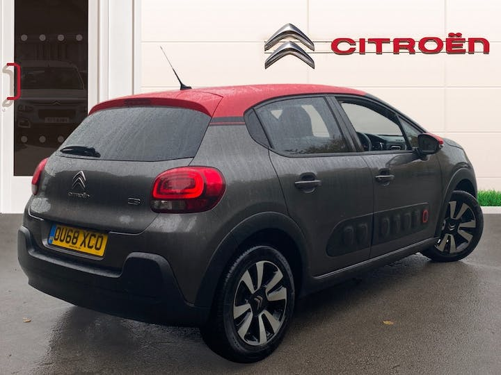 Citroen C3 1.2 Puretech Flair Hatchback 5dr Petrol Manual (82 Ps) | OU68XCO | Photo 4