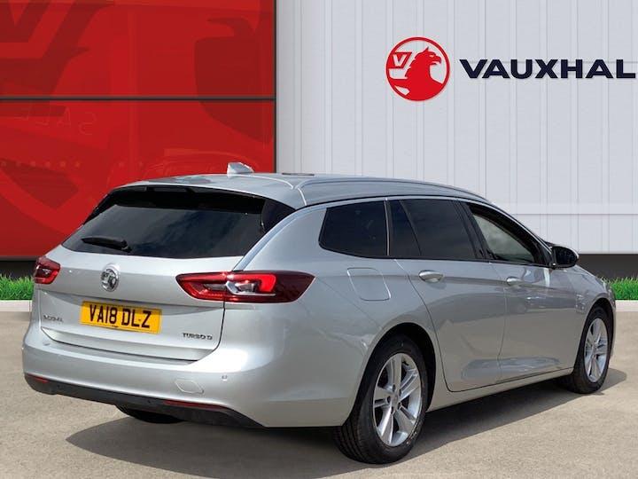 Vauxhall Insignia 1.6 Turbo D Ecotec Elite Nav Sports Tourer 5dr Diesel (s/s) (136 Ps)   VA18DLZ   Photo 4