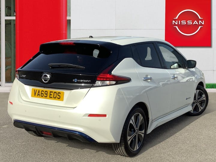 Nissan Leaf 40kwh Tekna Hatchback 5dr Electric Auto (150 Ps) | VA69EOS | Photo 4