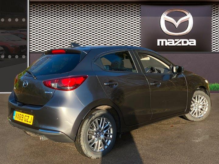 Mazda Mazda2 1.5 Skyactiv G Mhev GT Sport Nav Hatchback 5dr Petrol Manual (s/s) (90 Ps) | VX69GZJ | Photo 4