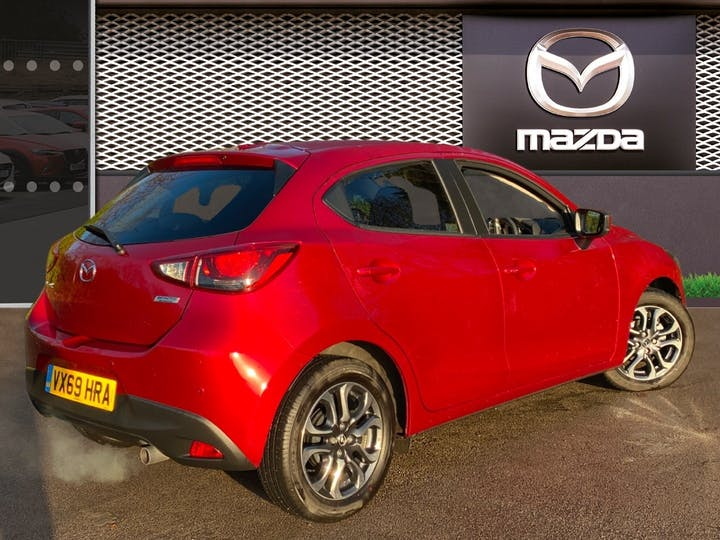 Mazda Mazda2 1.5 Skyactiv G Sport Nav+ Hatchback 5dr Petrol Auto (s/s) (90 Ps) | VX69HRA | Photo 4
