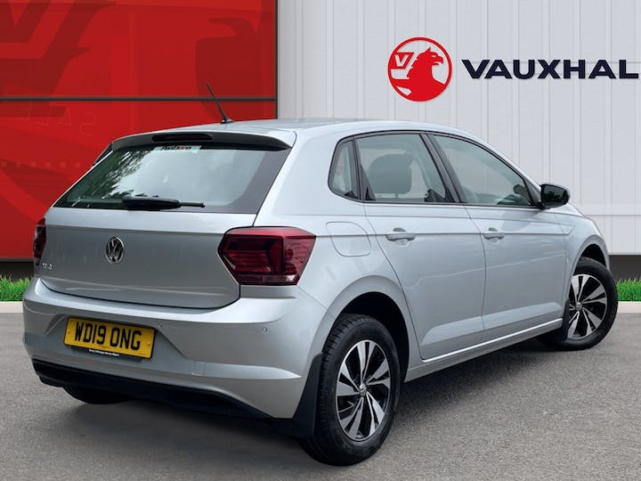 Volkswagen Polo 1.0 Tsi SE Hatchback 5dr Petrol Manual (s/s) (95 Ps)   WD19ONG   Photo 4