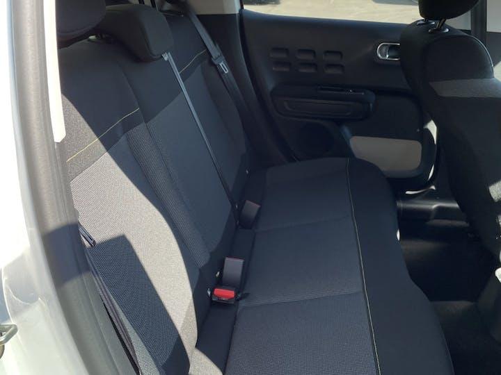 Citroen C3 1.2 Puretech Flair Hatchback 5dr Petrol Manual (s/s) (82 Ps) | WV19RGO | Photo 4