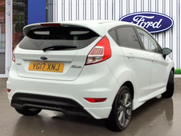Ford Fiesta 1.0 T Ecoboost St Line Hatchback 5dr Petrol Manual (s/s) (104 G/km, 138 Bhp) | YG17XNJ | Photo 4