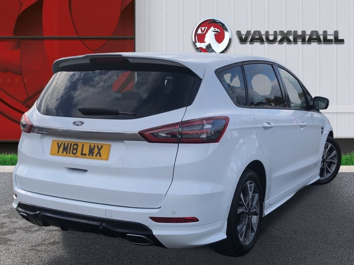 Ford S Max 2.0 TDCi St Line Mpv 5dr Diesel Powershift (s/s) (180 Ps) | YM18LWX | Photo 4