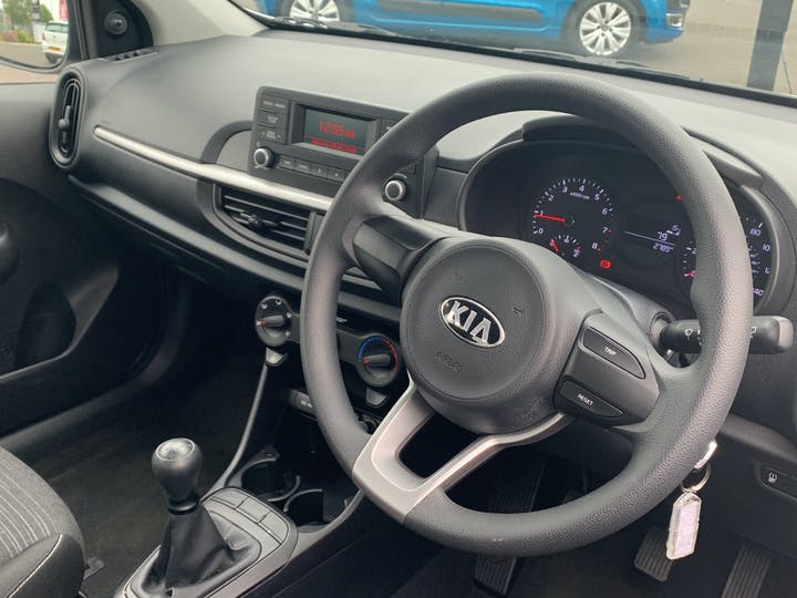 Kia Picanto 1.0 1 Hatchback 5dr Petrol Manual (s/s) (66 Bhp)   YM69WTN   Photo 4