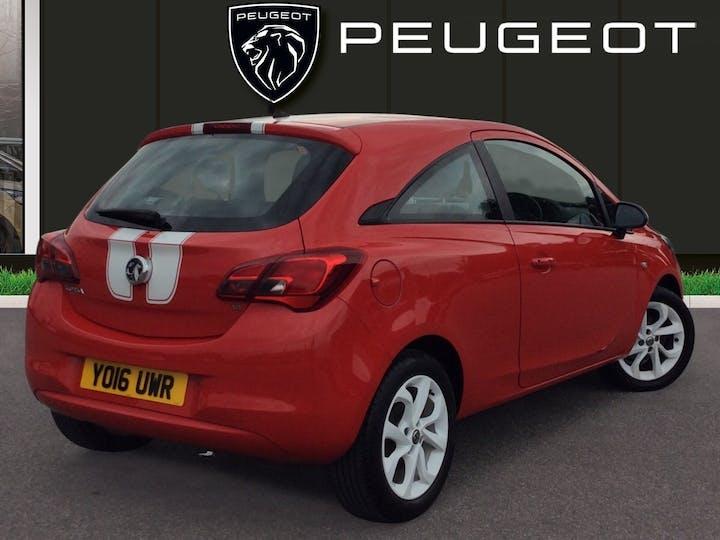 Vauxhall Corsa 1.4i Ecoflex Sting Hatchback 3dr Petrol (75 Ps)   YO16UWR   Photo 4