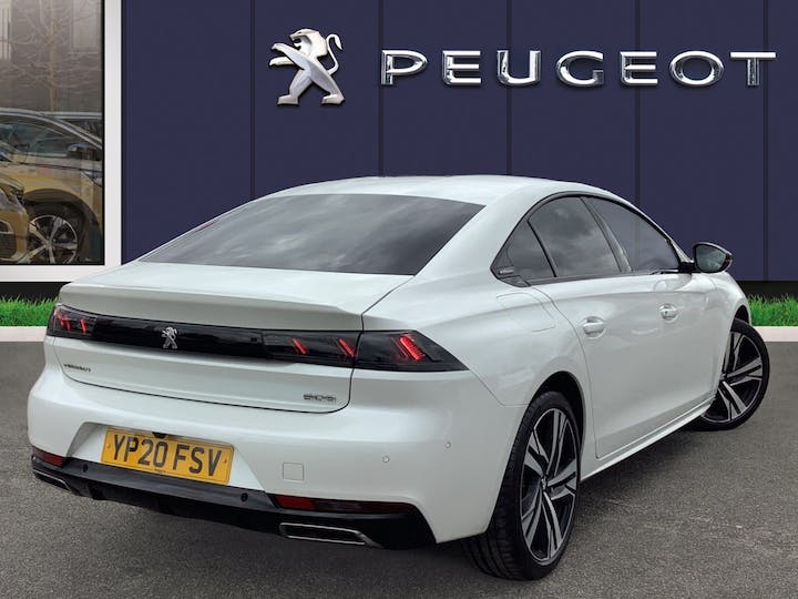 Peugeot 508 1.5 Bluehdi GT Line Fastback 5dr Diesel Manual (s/s) (130 Ps) | YP20FSV | Photo 4