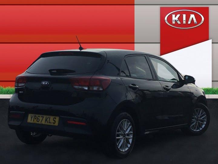Kia Rio 1.4 2 Hatchback 5dr Petrol (s/s) (98 Bhp) | YP67KLS | Photo 4