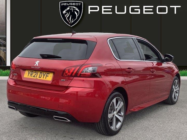 Peugeot 308 1.2 Puretech GT Hatchback 5dr Petrol Eat (s/s) (130 Ps) | YR21DYF | Photo 4