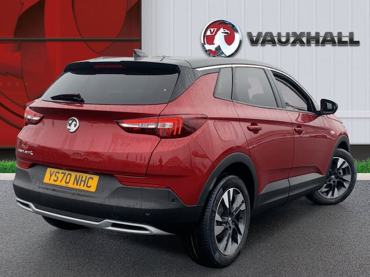 Vauxhall Grandland X 1.5 Turbo D Griffin SUV 5dr Diesel Manual (s/s) (130 Ps) | YS70NHC | Photo 4