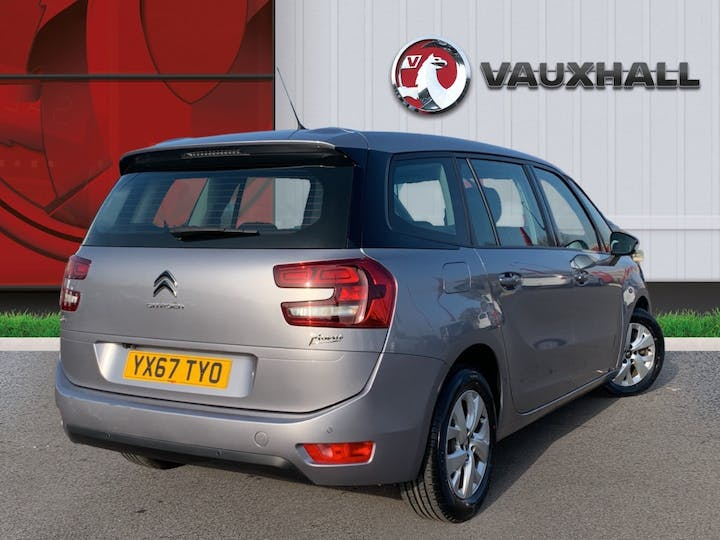 Citroen Grand C4 Picasso 1.6 Bluehdi Touch Edition Mpv 5dr Diesel (s/s) (100 Ps) | YX67TYO | Photo 4