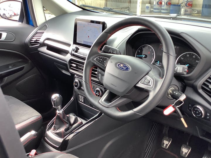 Ford EcoSport 1.0t Ecoboost Gpf St Line SUV 5dr Petrol Manual (s/s) (125 Ps) | AK69VHL | Photo 5