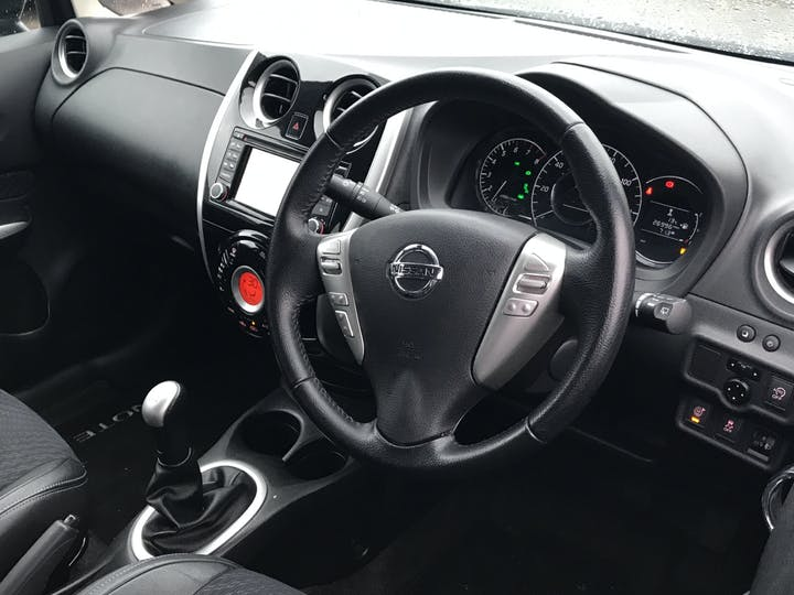Nissan Note 1.2 Dig S Tekna Hatchback 5dr Petrol Manual (99 G/km, 97 Bhp) | BF64NKC | Photo 5