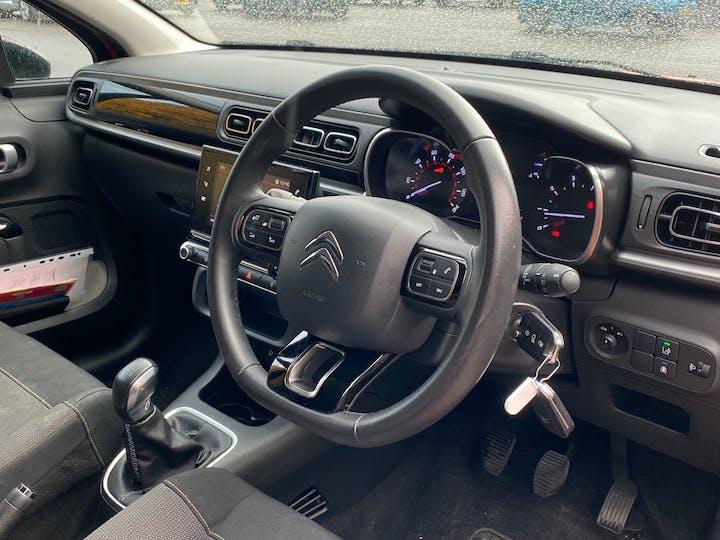 Citroen C3 1.2 Puretech Flair Hatchback 5dr Petrol Manual (82 Ps) | BG67RWX | Photo 5