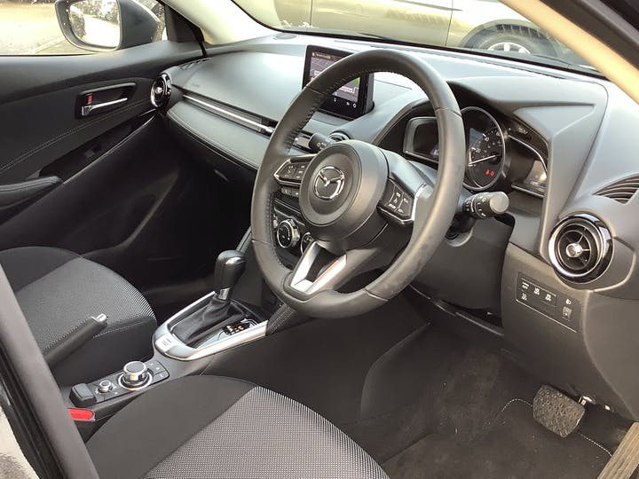 Mazda Mazda2 1.5 Skyactiv G Sport Nav+ Hatchback 5dr Petrol Auto (s/s) (90 Ps)   DK69JGV   Photo 5
