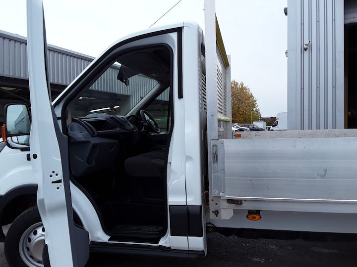 Ford Transit 2.0 350 Ecoblue Dropside 2dr Diesel Manual Rwd L3 H1 Eu6 (s/s) (130 Ps) | EX69ZKY | Photo 5
