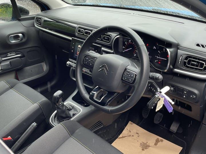 Citroen C3 1.2 Puretech Flair Hatchback 5dr Petrol Manual (s/s) (83 Ps) | FB19LZH | Photo 5