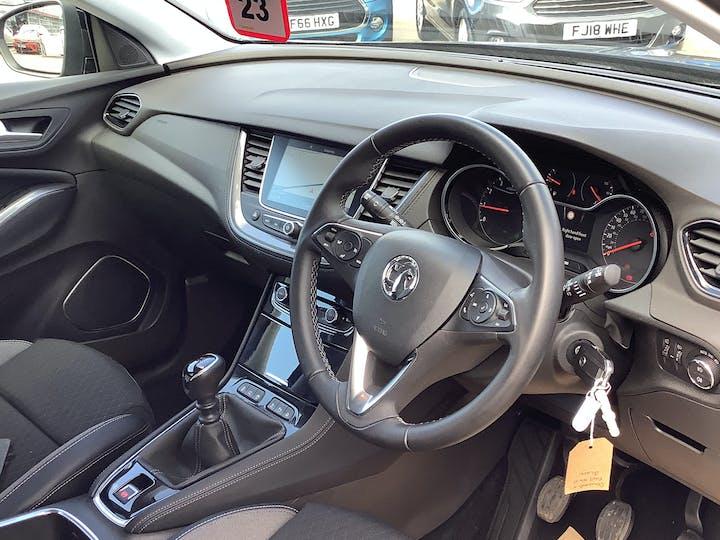 Vauxhall Grandland X 1.2 Turbo SRi Nav SUV 5dr Petrol Manual (s/s) (130 Ps) | FH69HVU | Photo 5