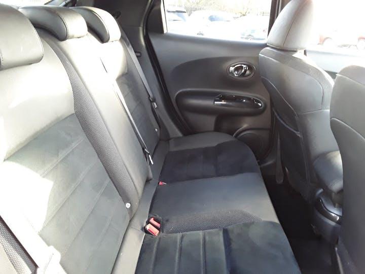 Nissan Juke 1.2 Dig T N Connecta SUV 5dr Petrol (s/s) (115 Ps)   FL67ZPZ   Photo 5