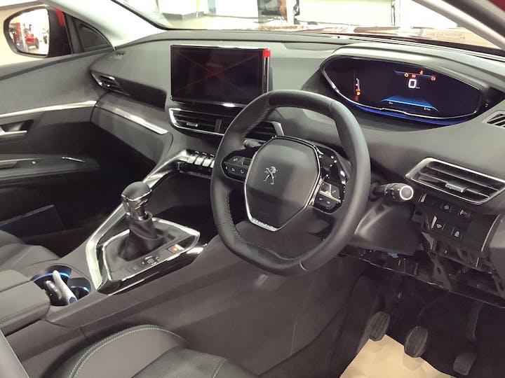Peugeot 3008 1.5 Bluehdi Allure Premium SUV 5dr Diesel Manual (s/s) (130 Ps)   FT21YUN   Photo 5