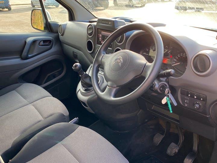 Citroen Berlingo 1.6 Bluehdi 850 Enterprise L1 Panel Van 5dr Diesel Manual (112 G/km, 100 Bhp)   FX67MHU   Photo 5