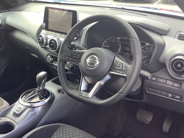 Nissan Juke 1.0 Dig T N Connecta SUV 5dr Petrol Dct Auto (s/s) (114 Ps) | GF21UCM | Photo 5