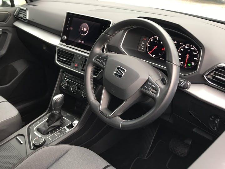 SEAT Tarraco 2.0 TDi SE SUV 5dr Diesel DSG 4drive (s/s) (150 Ps) | KP69MJJ | Photo 5