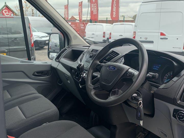 Ford Transit 2.0 350 Ecoblue Dropside 2dr Diesel Manual Rwd L4 H1 Eu6 (130 Ps) | LV67HKP | Photo 5