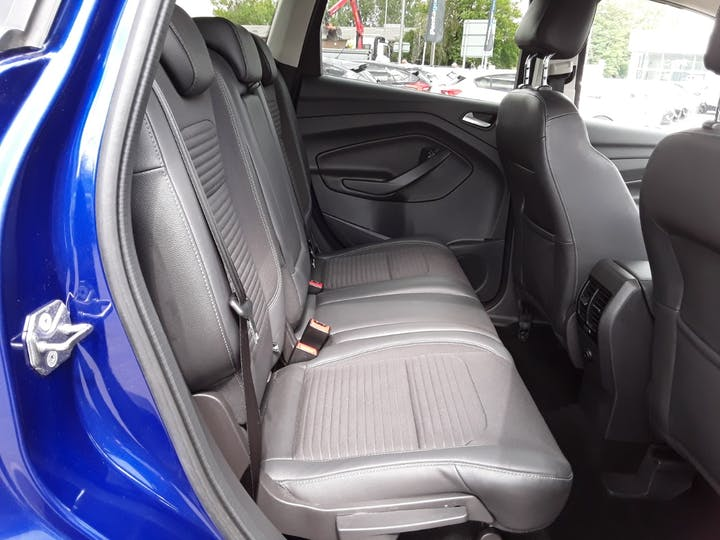 Ford Kuga 1.5 TDCi Titanium 5dr   MA17PNE   Photo 5